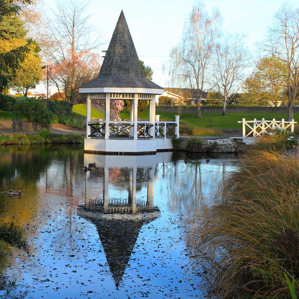 A reflective place by kiwinanna