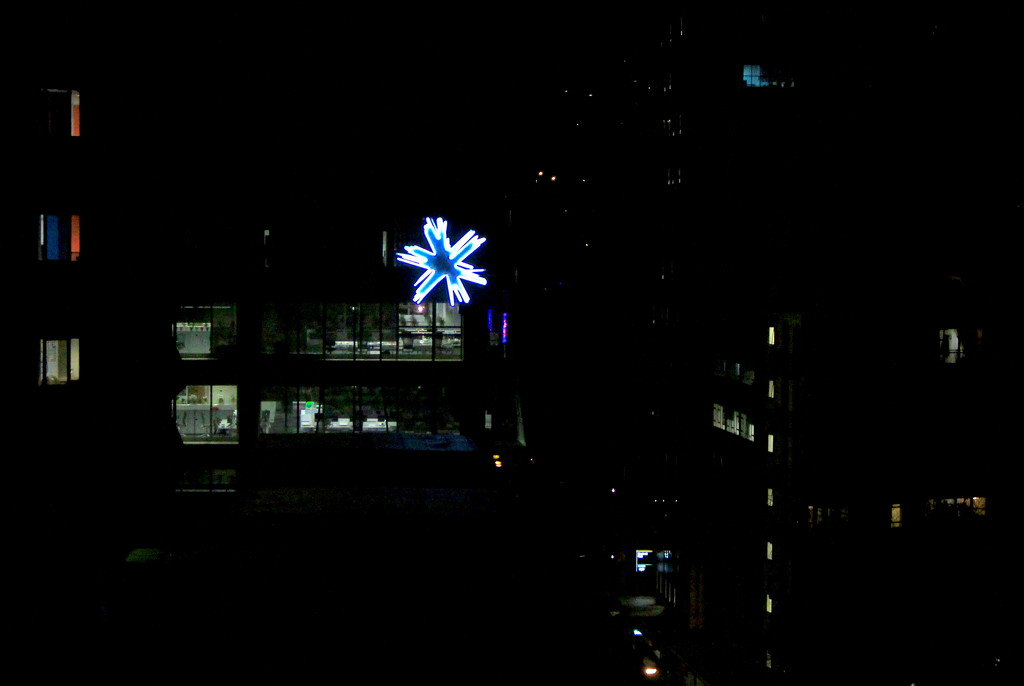 City lights by kiwinanna