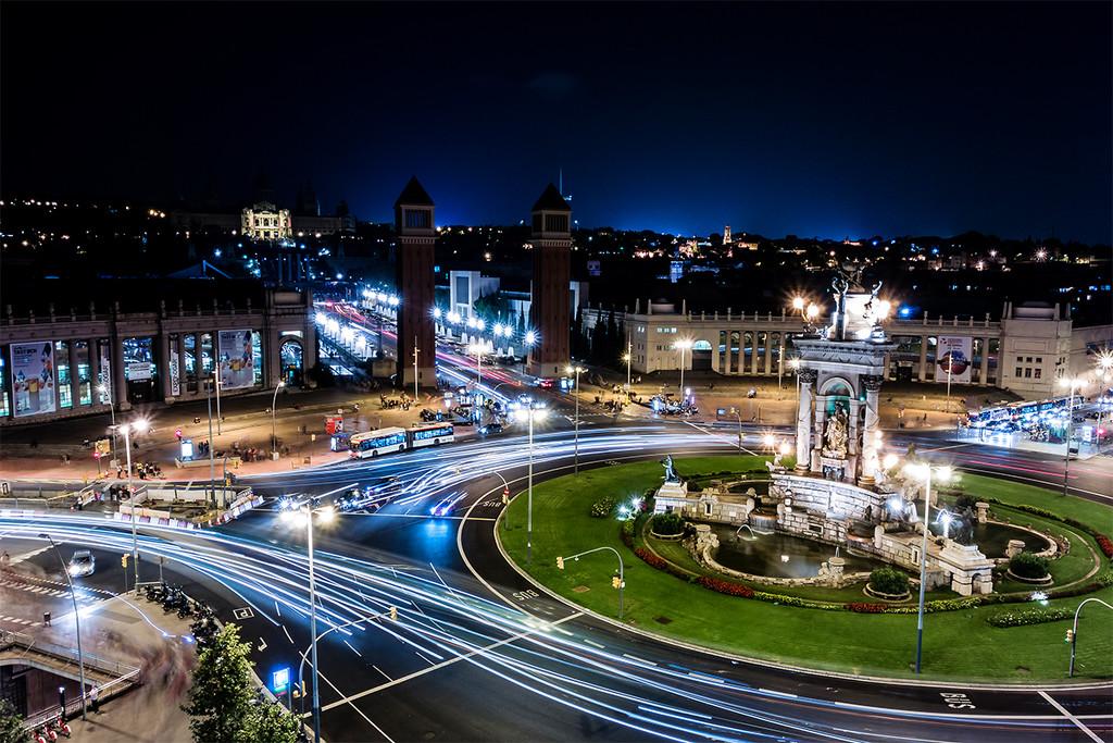 Plaça Espanya by jborrases