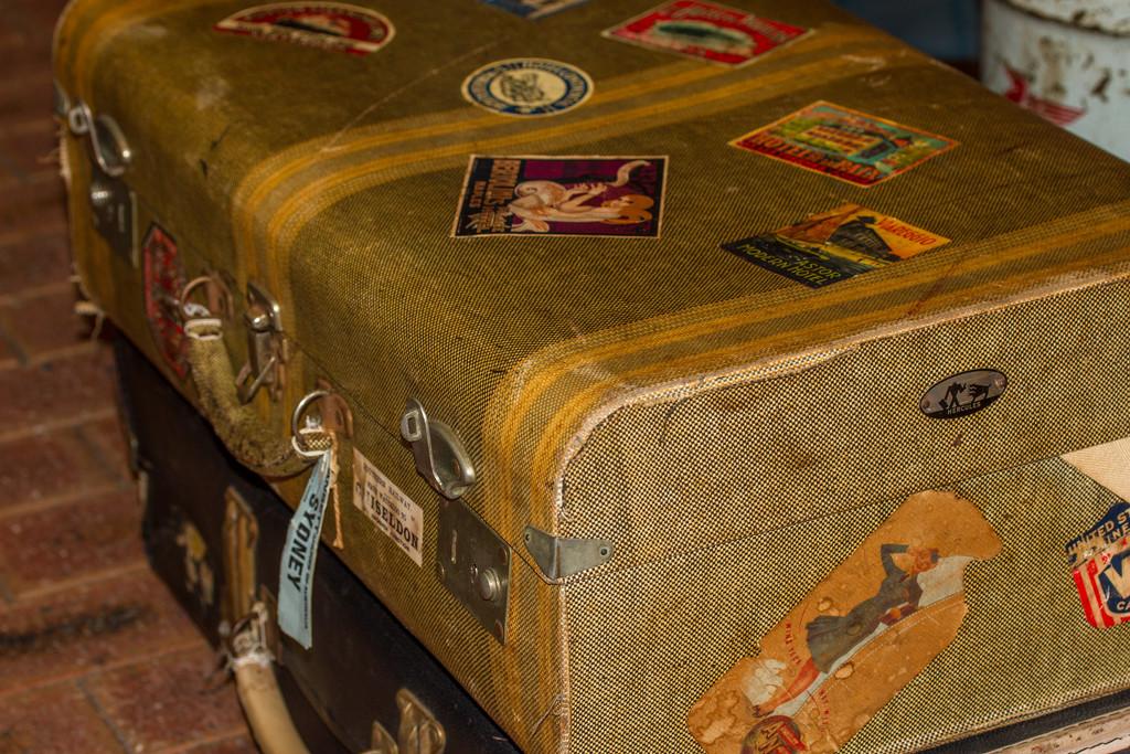 Ready to travel by gosia