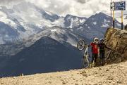 29th Sep 2014 - Whistler summit
