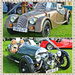 Morgan Cars,Pistons And Props,Sywell Aerodrome