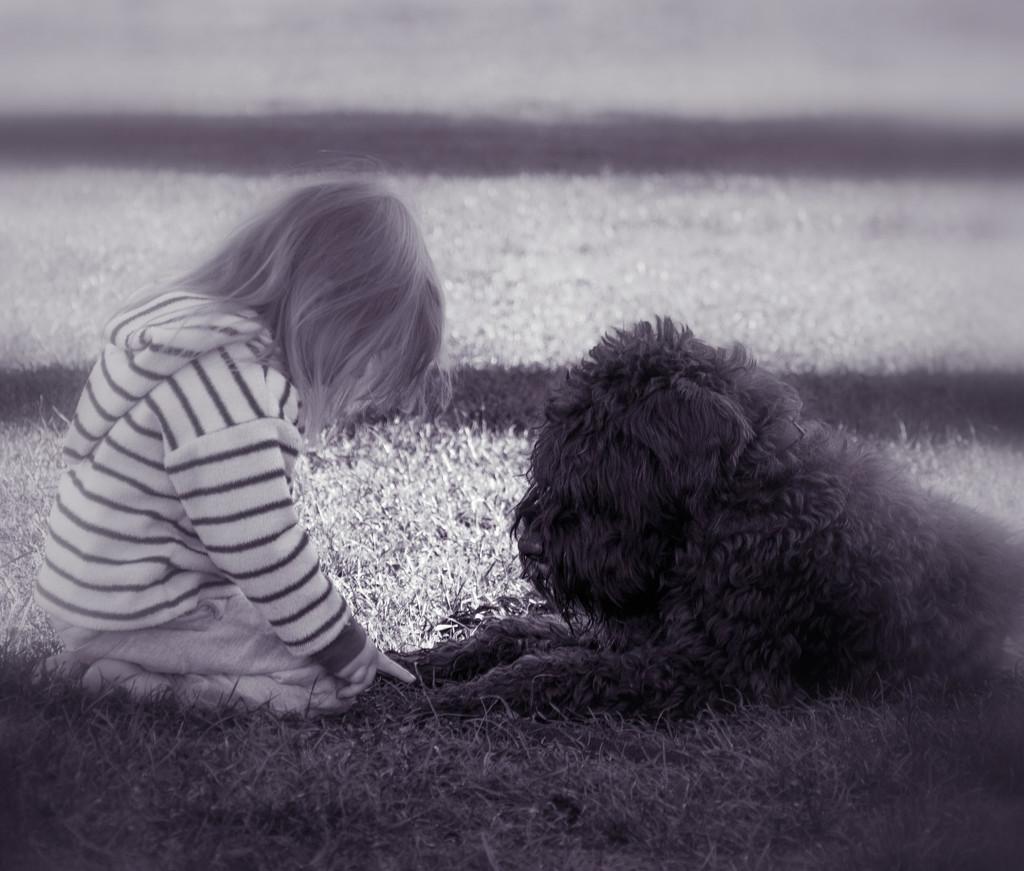Friends by overalvandaan