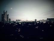 1st Oct 2014 - Castle Moon