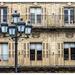 Lamp-post in Salamanca, Spain by ivan