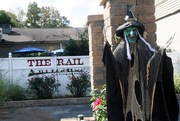 3rd Oct 2014 - The Rail is a Friendly Place