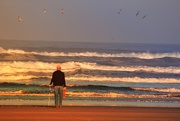 5th Oct 2014 - The old man and the sea
