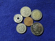 5th Oct 2014 - O is for... obverse