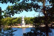 5th Oct 2014 - Lake Lenape Lighthouse