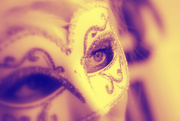 6th Oct 2014 - Behind the mask