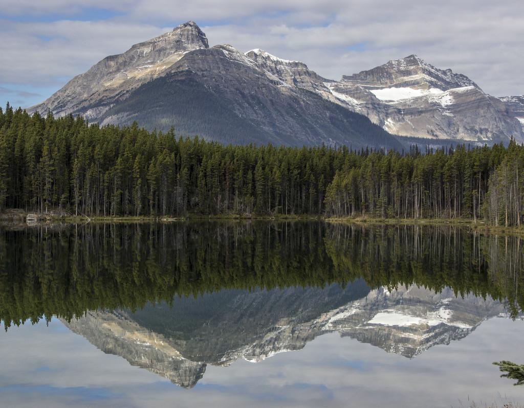 Hector Lake by shepherdman