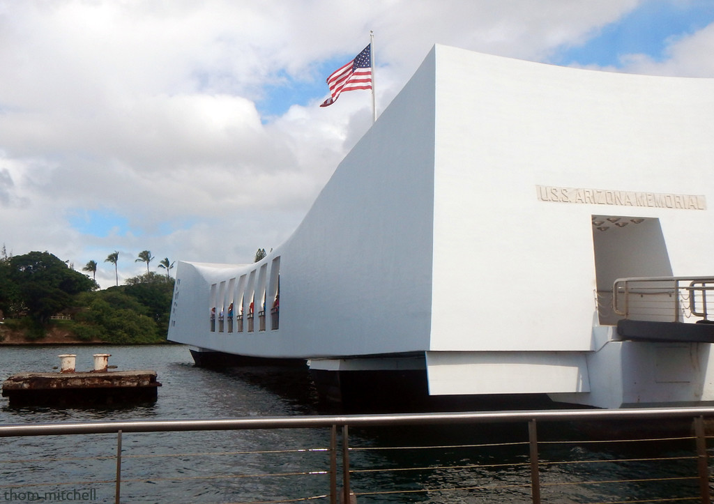 Pearl Harbor by rhoing