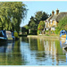 A Sunny Morning On The Canal by carolmw
