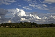 11th Oct 2014 - Towering Cloud