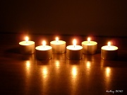 23rd Oct 2010 - Candlelight