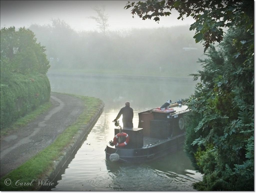 Mist Rising by carolmw