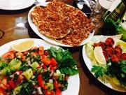 12th Oct 2014 - Turkish Feast