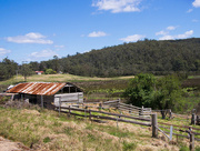 14th Oct 2014 - Another Rusty Old Cowshed