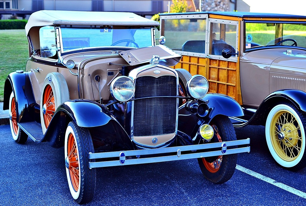 A tale of two Model A's by soboy5