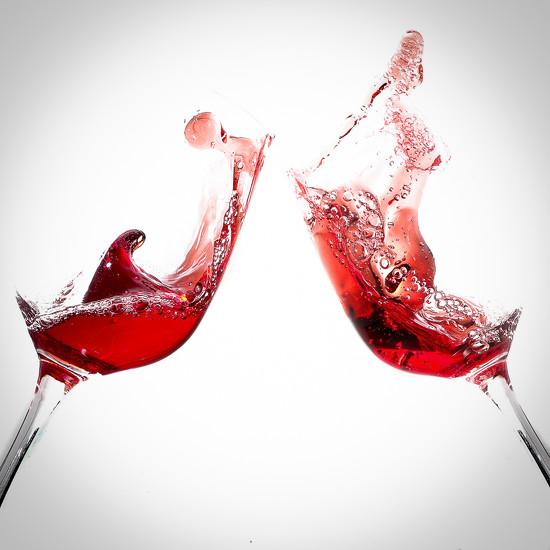 Wine O'clock by abhijit