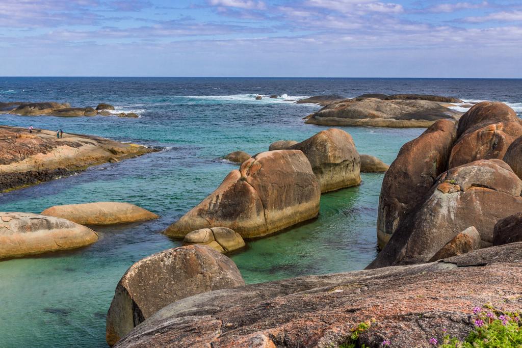 William Bay, Elephants Rocks by gosia