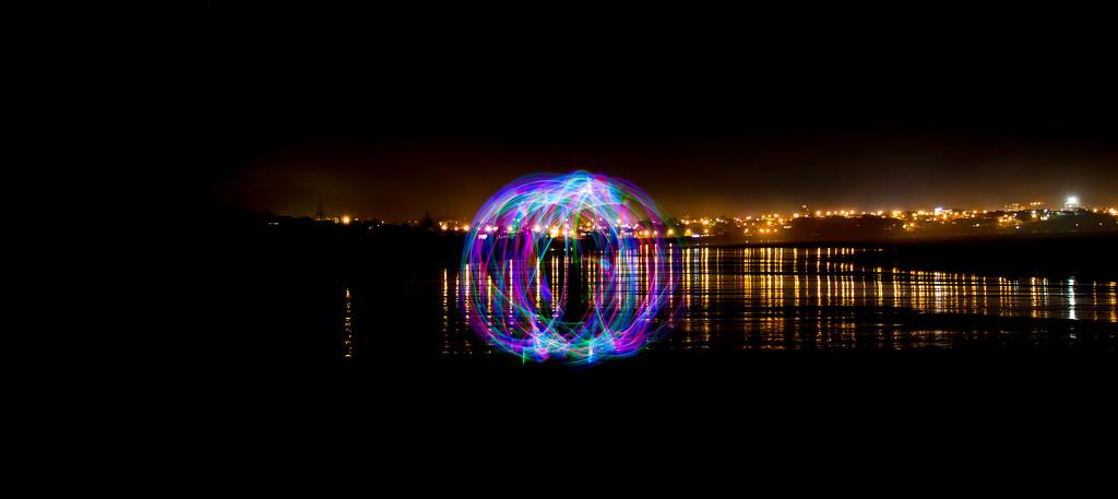 Ghost Lights by graemestevens