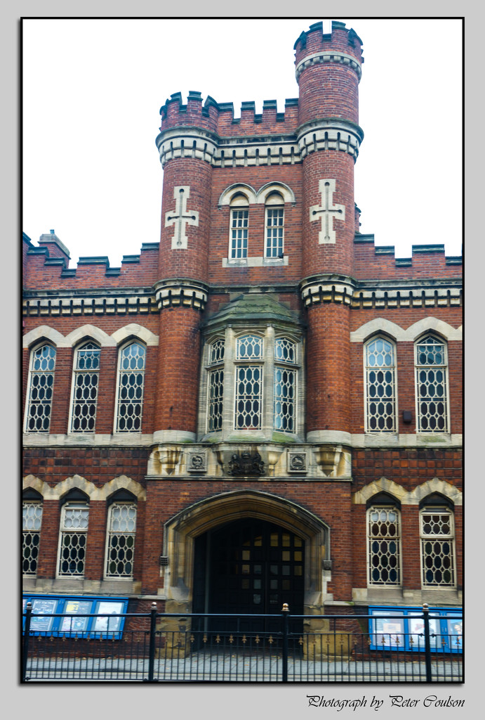 Drill Hall Lincoln by pcoulson