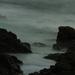 Stormy Sea behind ND Filter by yaorenliu
