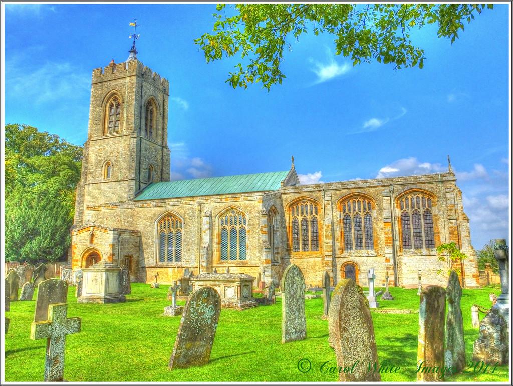 Church of St.Mary Magdalene,Castle Ashby,Northampton by carolmw