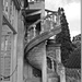 Spiral Staircase,Castle Ashby,Northampton