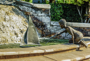 18th Oct 2014 - (Day 247) - Playing in the Fountain