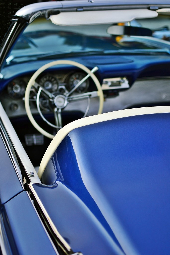 1962 Ford Thunderbird Sports Roadster by soboy5