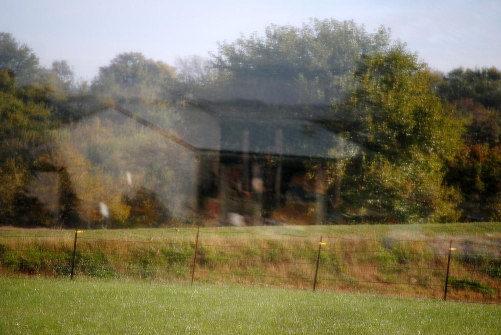 Ghost Shed  by genealogygenie