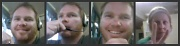 22nd Oct 2010 - Gabe Skyped Us Tonight from Vangvieng LAOS
