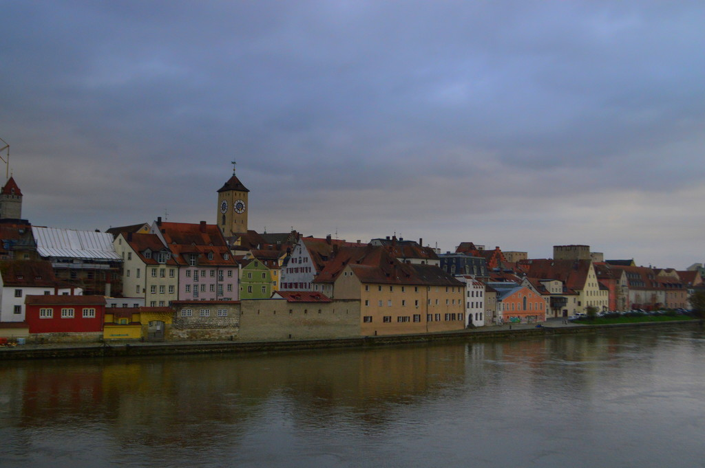 Beautiful Regensburg by kareenking