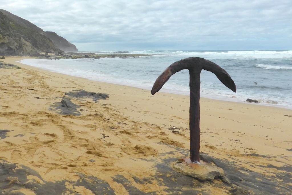 Wreck Beach by kjarn