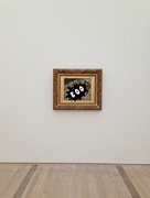 25th Oct 2014 - L'origine du monde, Gustave Courbet, Boo version.