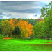 Autumn On The Golf Course