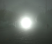 24th Oct 2014 - The light shines...