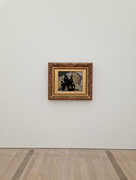 26th Oct 2014 - L'origine du monde, Gustave Courbet. Haunted version
