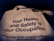 29th Oct 2014 - O is for... occupational health and safety