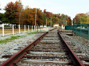 29th Oct 2014 - The Siding into Richland Station