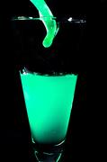 30th Oct 2014 - (Day 259) - Glowing Liquid