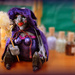 A Purple Witch