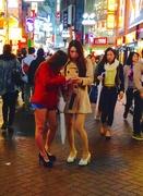 1st Nov 2014 - The girls of Shibuya.