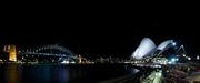 29th Oct 2014 - An Evening at Sydney Harbor