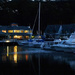 Marina in the evening. by onewing