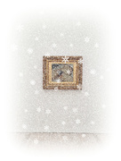 31st Oct 2014 - L'origine du monde, Gustave Courbet.Snowy version.