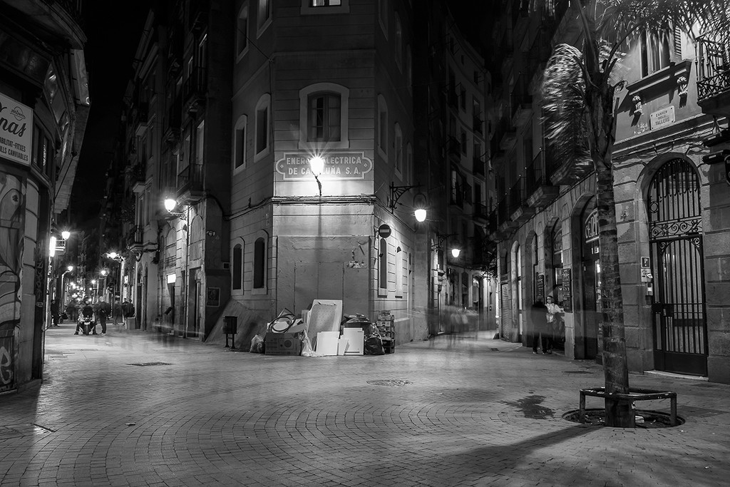 Carrer Tallers by jborrases