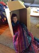 3rd Nov 2014 - Cardboard Therapy